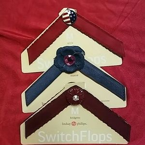 Switchflops 3 for 10.00 (firm)